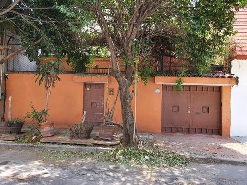 Casa Como Terreno Colonia Miraflores