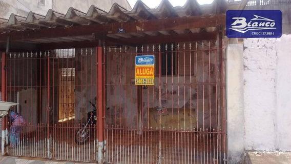 Duas Casas Já Alugadas, Bom Para Investidores, Jardim Rosa De Franca Guarulhos! - Ca0691