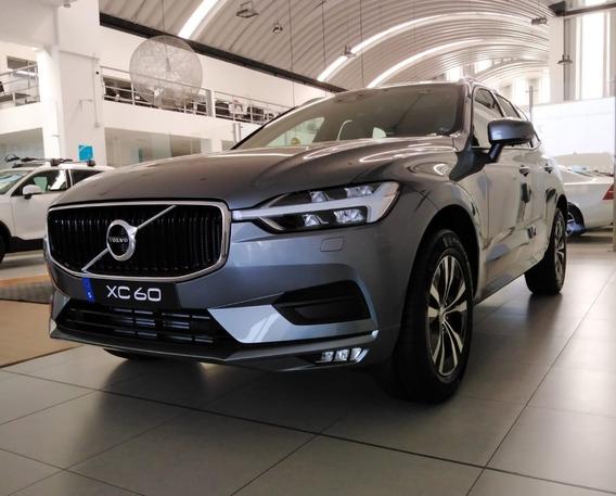 Volvo Xc60 T5 2020 Gris Osmio 5 Puertas