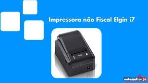 Impressora Térmica I7 Usb/serrilha