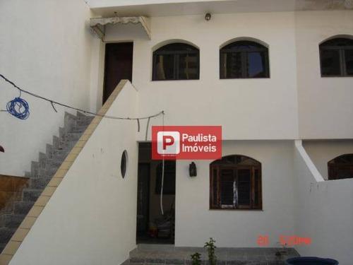 Imagem 1 de 2 de Sobrado, 213 M² - Venda Por R$ 1.450.000,00 Ou Aluguel Por R$ 6.500,00/mês - Vila Mascote - São Paulo/sp - So4595