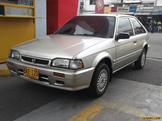 Mazda 323 Hei Coupe 1300cc