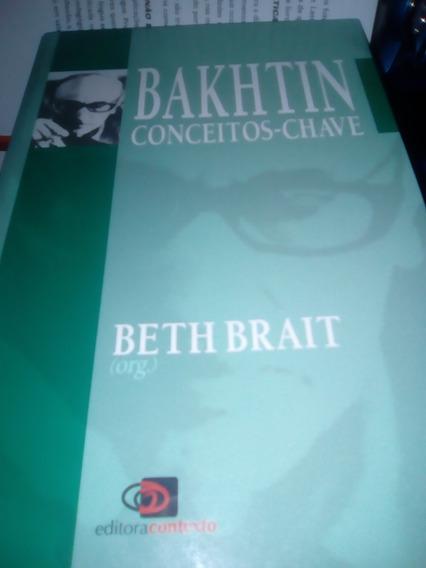 Livro Bakhtin Conceitos-chave Beth Brait