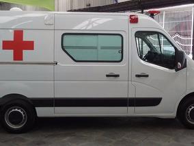 Master Ambulancia Uti 2017/2018 L2h2 0km