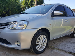 Toyota Etios 1.5 Sedan Xls Permuto