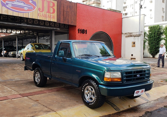 Ford F1000 Xl 4.9i Lightning 1997 1998 Gasolina