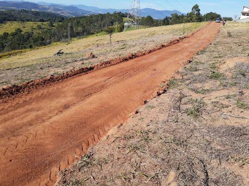 F20- Lotes Plainos Em Atibaia Prox A Bragança 2km Rodovia