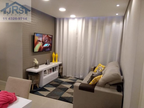 Apartamento Royal Park, 81m², Com Móveis Planejados - Ap1367