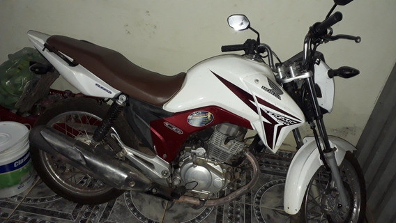 Honda Cor Branca
