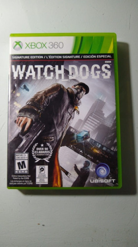 Watch Dogs Xbox 360 Lenny Star Games