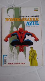 Homem Aranha Azul - Parte 1 De 3 - Ed Panini - 2003
