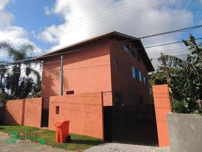 Casa Com 4 Dormitórios Para Alugar, 270 M² Por R$ 3.700/mês - Campeche - Florianópolis/sc - Ca1474