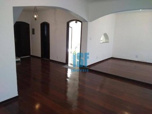 Imagem 1 de 17 de Sobrado Com 5 Dormitórios À Venda, 266 M² Por R$ R$ 1.750.000,00 - Vila São Francisco - São Paulo/sp - So5750 - So5750