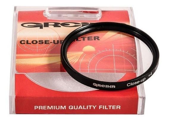 Filtro Close Up Greika 77mm +3 Garantia Novo