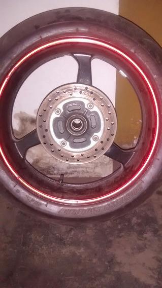 Roda Cbr 600 Rr Traseira