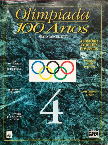 Revista De Olimpíadas 100 Anos Nº 4 + Frete Grátis