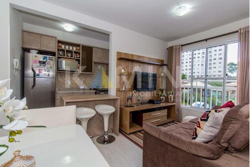 Apartamento Com 2 Dormitórios À Venda, 44 M² Por R$ 235.000,00 - Pinheirinho - Curitiba/pr - Ap0125
