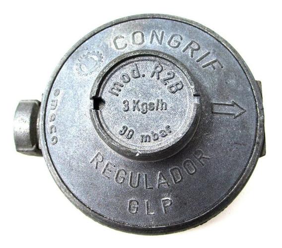 Regulador Para Gas 3 Kg/h Marca Congrif