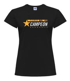 Blusa Tigres Campeón Clausura 2019