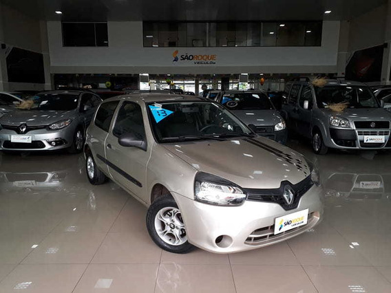 Renault Clio Hatch 1.0 Completo!
