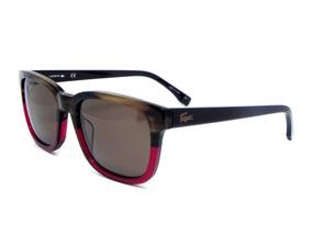 75bfa9fde Óculos De Sol Lacoste no Mercado Livre Brasil