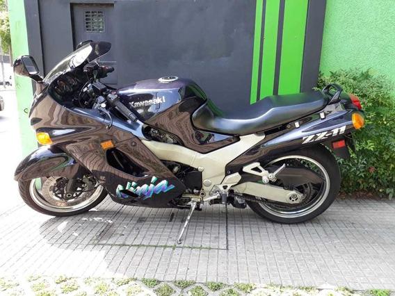 Kawasaki Zx11 Preta 1995
