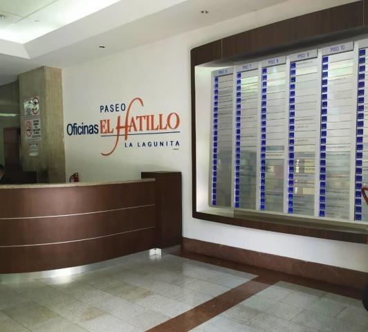 Oficina En Alquiler Rah 0212.977.43.72 Mls #19-16228