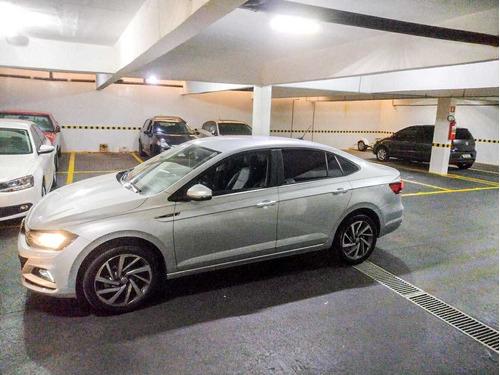 Volkswagen Virtus 2019 1.0 Highline 200 Tsi Aut. 4p