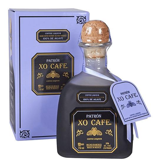 Licor Tequila Patrón Xo Café - 750ml Original Na Caixa