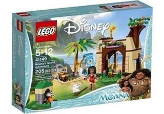 Lego 41149 Aventura De La Isla De Moana