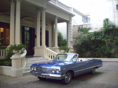 Impala Convertible Casamientos,eventos,tv,films,clips,spots