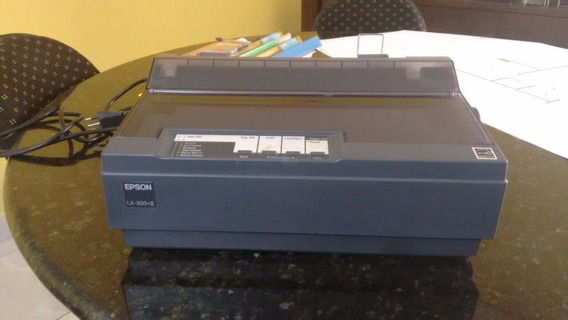 Impressora Epson Lx-300 + Ii