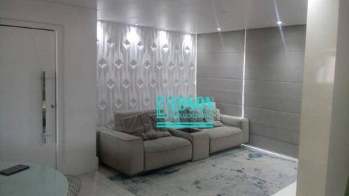 Imagem 1 de 13 de Apartamento Com 2 Dormitórios À Venda, 126 M² Por R$ 765.000,00 - Santana - São Paulo/sp - Ap0065