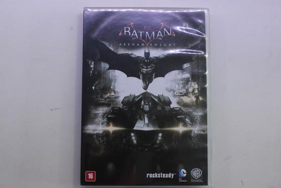Ogo Batman Arkham Knight Para Pc - Wb Games