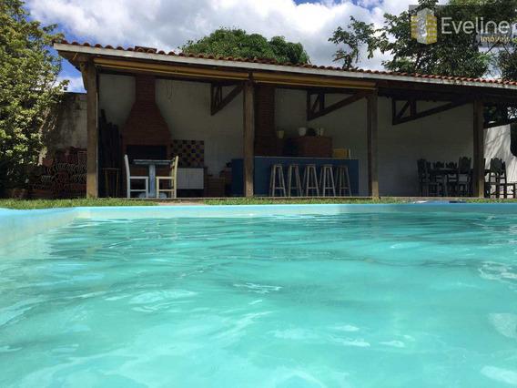 Sítio Com 3 Dorms, Centro, Guararema - R$ 800 Mil, Cod: 1220 - V1220