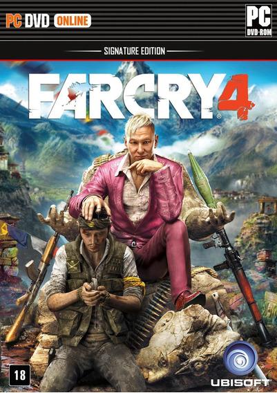 Far Cry 4 - Signature Edition - Pc