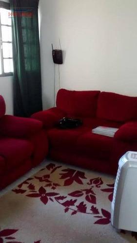 Imagem 1 de 9 de Apartamento Residencial À Venda, Vila Palmares, Franco Da Rocha. - Ap0078