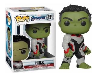 Funko Pop - Endgame - Vengadores - Hulk - Nebula - Thanos