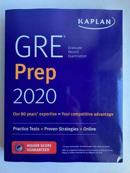 Gre Prep 2020 * Usado
