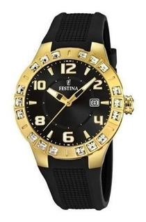 Reloj Festina Golden Dream F165824 Mujer Agente Oficial