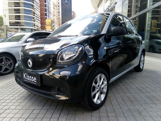 Smart Forfour 1.0 City Usado 2016 Klasse Vicente Lopez