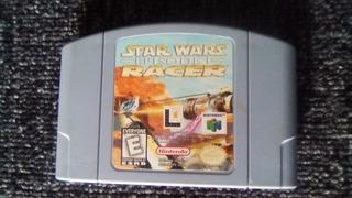 Star Wars Episode 1 Race (n64)