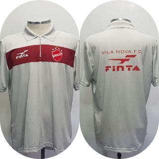 Camisa Do Vila Nova Finta G Comissão, Jogador Oficial