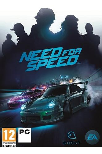 Need For Speed Pc Juego Original Origin + Español + Online