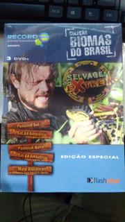 EXTREMO SELVAGEM AO BAIXAR PARA DVD