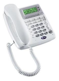 Telefono Con Cable Att 950 Color Blanco 1 Auricular