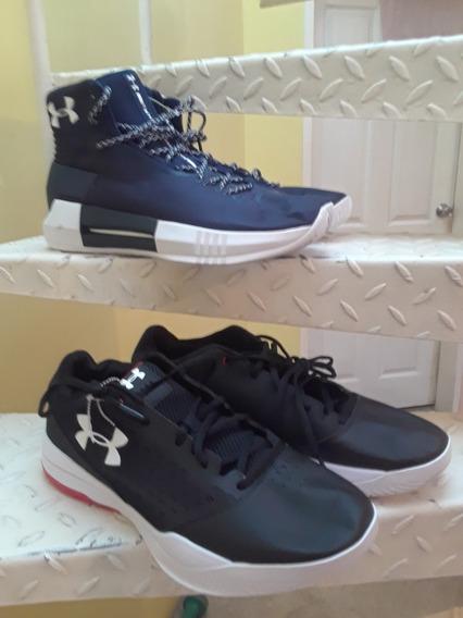 Zapatos Deportivos Under Armour Para Hombres Talla 12 11 1/2