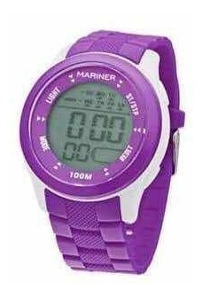 Relógio Feminino Digital Mariner Original