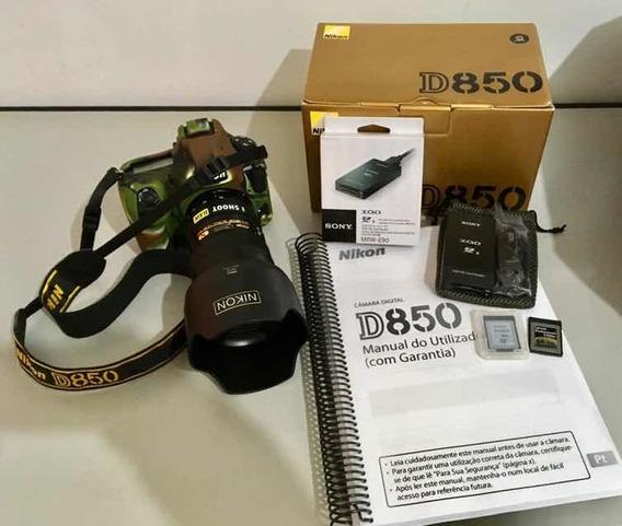 Nikon D850 C/24-70 2.8