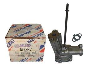 Bomba De Óleo High Volume Motor Ford M68hv